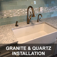 Granite & Quartz Installation Packages