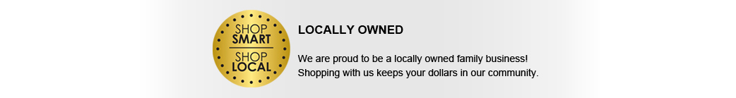 Shop Smart, Shop Local - Wolde Flooring is proud to be locally owned in Madison, AL.