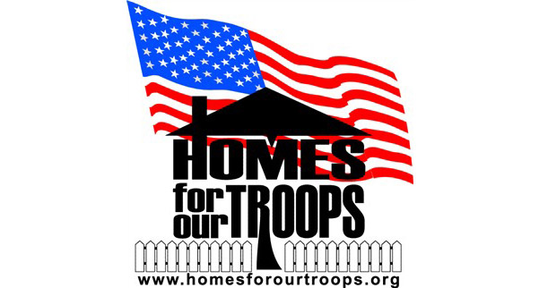 Homes For Our Troops.