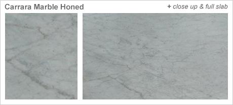 Carrara Marble Honed