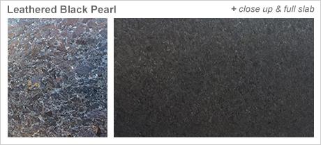 Leathered Black Pearl
