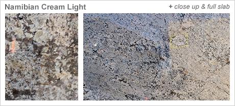 Namibian Cream Light