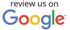 Click here to leave us a review on Google.